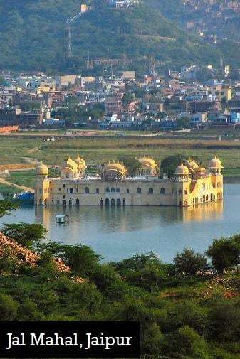 Jal Mahal in Jaipur