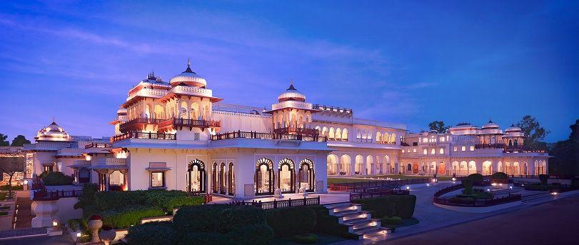 Rambagh Palace Jaipur