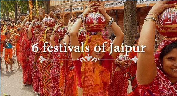 festivals of jaipur