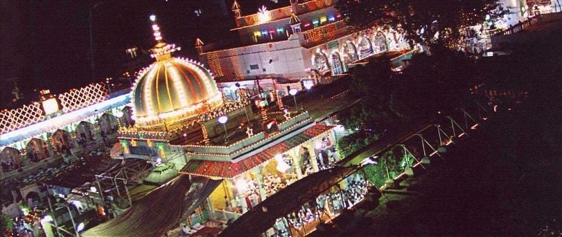 ajmer sharif dargah near Jaipur