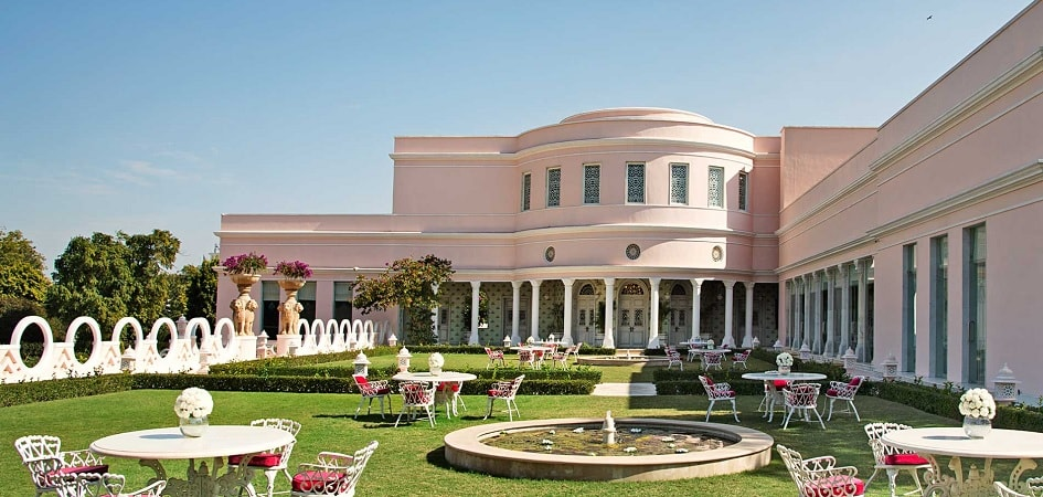 Hotel Rajmahal Palace in Jaipur