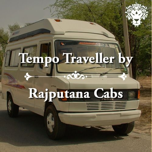 Tempo Traveller in Jaipur by Rajputana Cabs