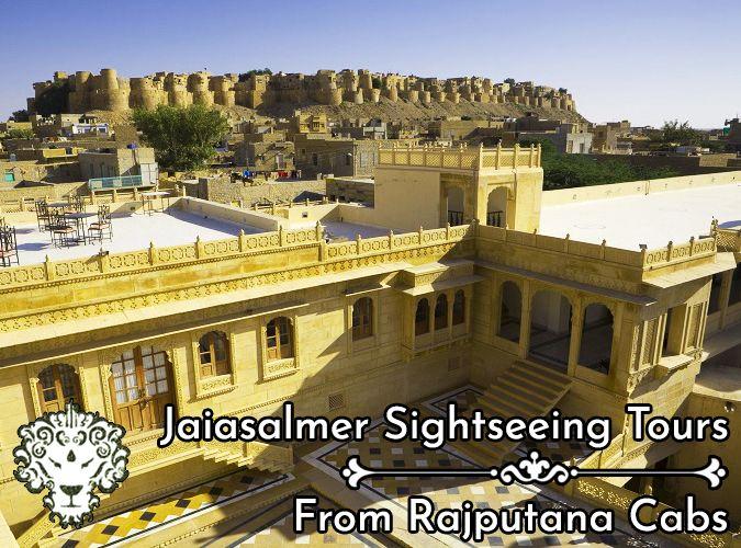 Rajputana Cabs Jaisalmer Sightseeing