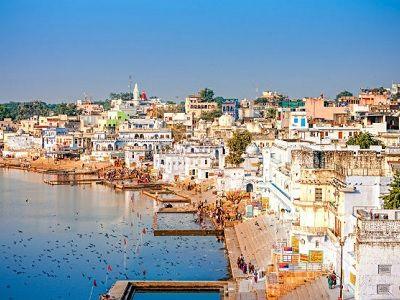 Pushkar city RJ