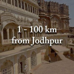 100 km from Jodhpur