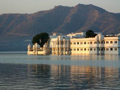 Lake Palace Udaipur Rajasthan