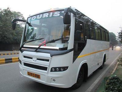27 seater bus image