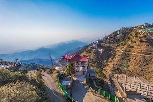 Kasauli Shimla View