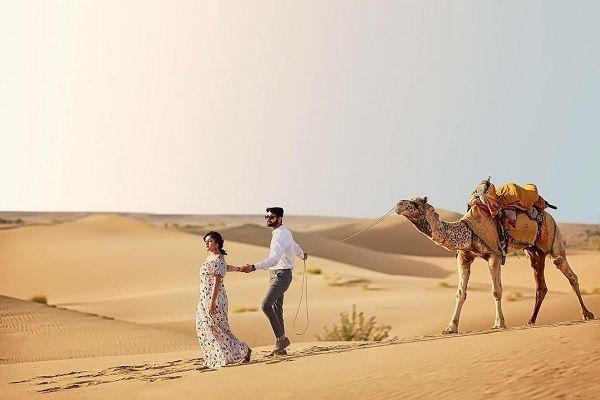 Sam sand dune Jaisalmer RJ
