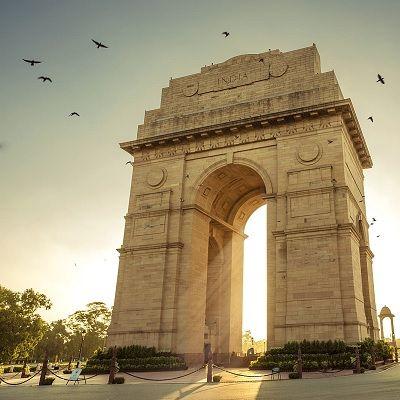 India Gate Delhi India