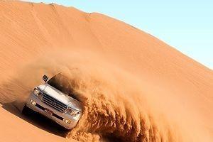Jeep Jaisalmer desert safari