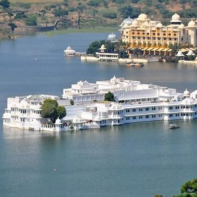 Lake Palace Udaipur RJ view