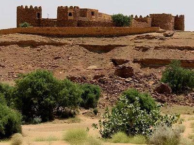 Khaba Fort Jaisalmer rj