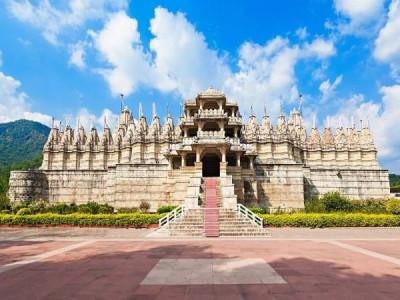 Ranakpur Jain Temple RJ