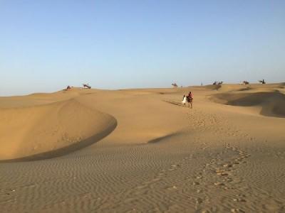 Jaisalmer Sand Dunes RJ