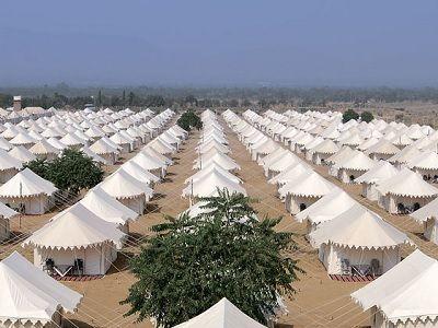camps pushkar