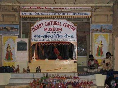 desert culture museum jaisalmer