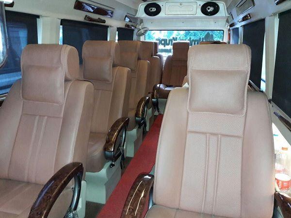 Maharaja Tempo Traveller image 3