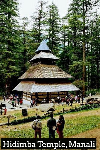 Hidimba Temple Manali HP